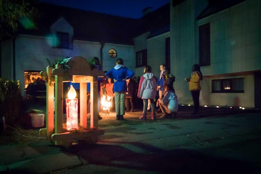 Klosterpunsch und Kindermesse
