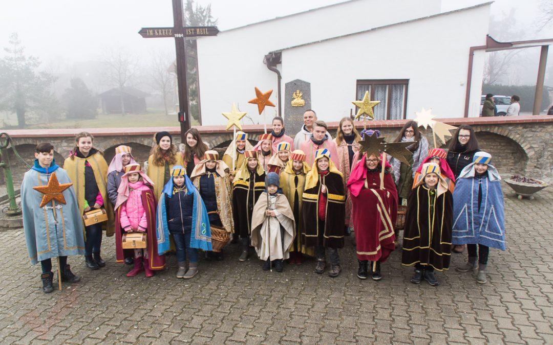 Die Heiligen 3 Könige in Breitensee