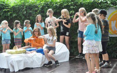 Familienfest im Pfarrgarten Marchegg