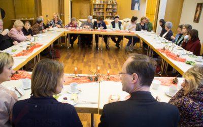 Frühstück mit Weihbischof DI Mag. Stephan Turnovszky