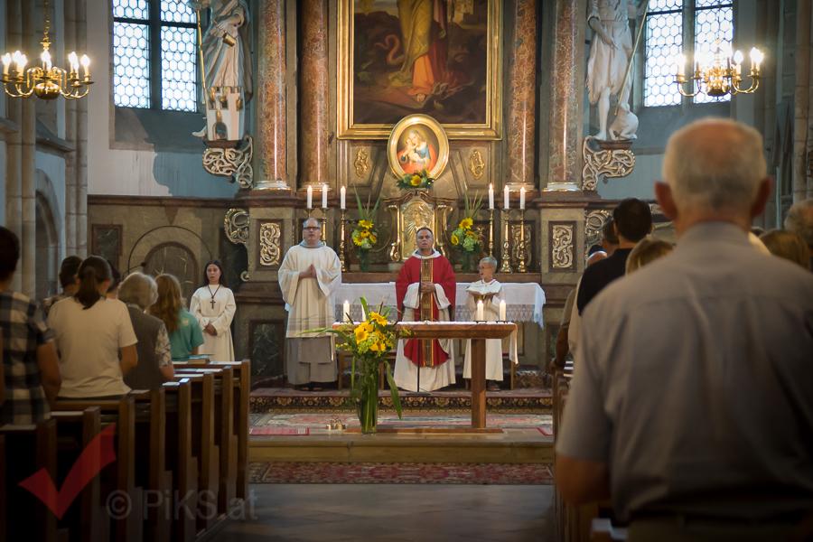 Patrozinium Messe in Marchegg