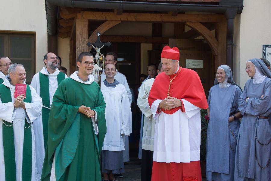 25 Jahre Brüder vom Hl. Johannes in Marchegg