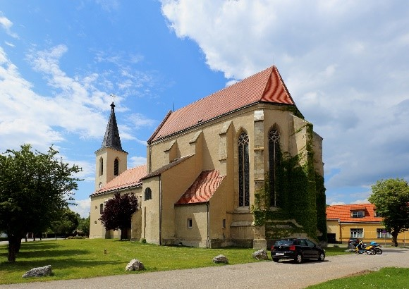 Offene Kirchen im Pfarrverband