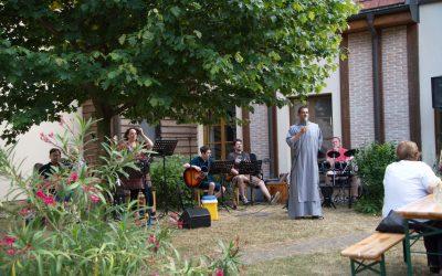 Grillabend im Kloster