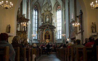 Gospelmesse in der Stadtkirche Marchergg